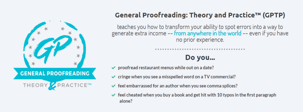Proofread Anywhere site copy